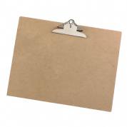 5 Star Hardboard Clipboard A3